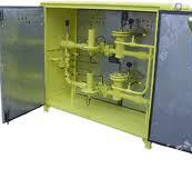 Газорегуляторный пункт шкафной с газовым обогревом ГРПШ-400/2, ГРПШН-А-02